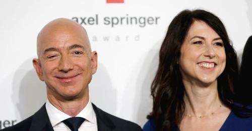 MacKenzie Scott has already donated nearly $1.7 billion of her Amazon wealth since divorcing Jeff Bezos