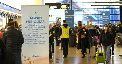 Traveling to Hawaii takes careful planning during COVID-19