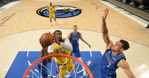 Podcast: Why these Lakers and Mavericks games could be really meaningful