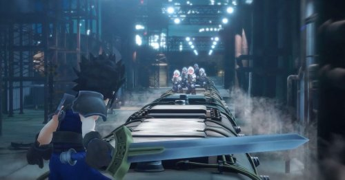 Final Fantasy VII Ever Crisis compiles the entire FFVII timeline into one mobile game