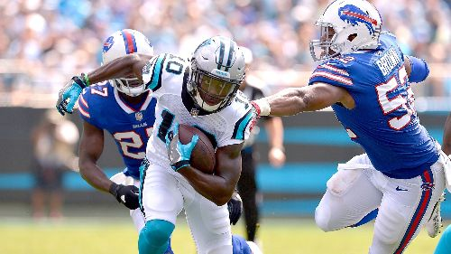 Free-agent wide receivers who could play for the Buffalo Bills