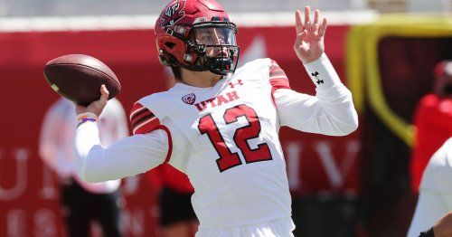 Quarterback Charlie Brewer shines in Utah debut with perfect passing performance during spring game