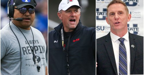 How the 2022 football recruiting class is shaping up for BYU, Utah and Utah State