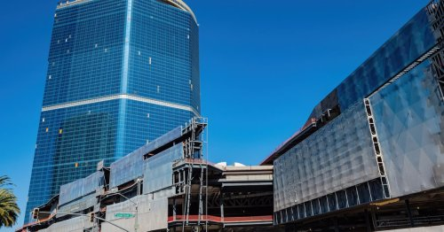The Unfinished Drew Has New Owners on the Las Vegas Strip
