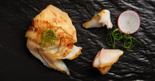 A Flaky, Buttery Saikyo Miso Black Cod Recipe That's Rich in Umami