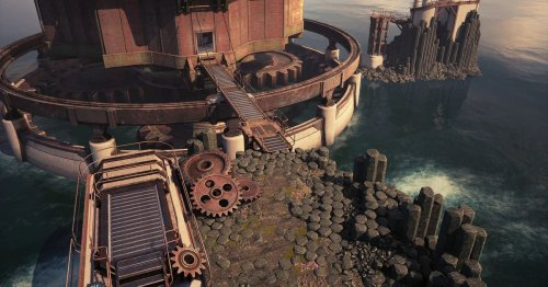 This VR remake of Myst is coming back to where it all started in 1993.