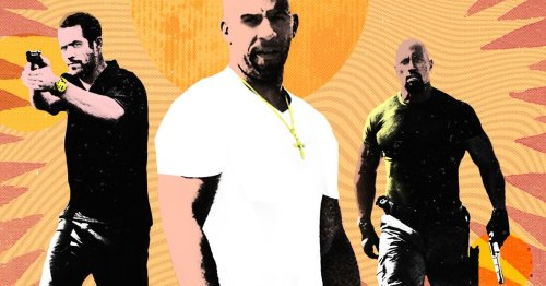 Ten Years Ago, 'Fast Five' Turned Its Street Racers Into Superheroes