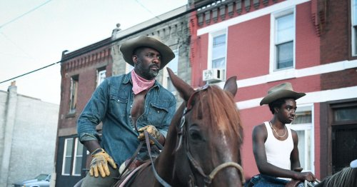 Idris Elba stars in Concrete Cowboy, about the Black urban cowboys of Philadelphia