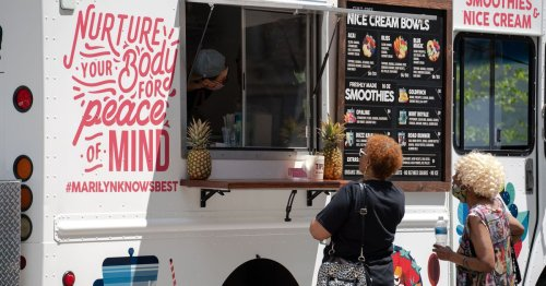 Food Trucks Rolling Back into Downtown Detroit Parks