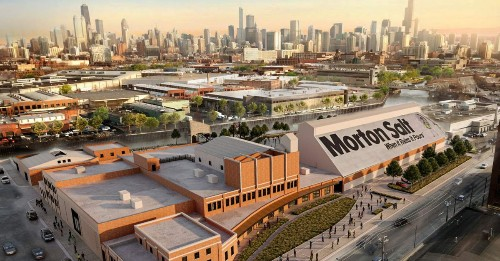 Thalia and Revival Food Halls' Owners Working on $30 Million Goose Island Project