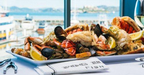 16 Fresh Seafood Restaurants in San Francisco