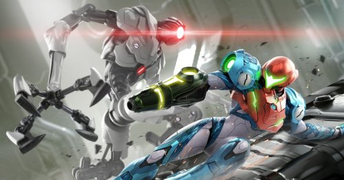 Nintendo announces new 2D Metroid for Switch called Metroid Dread
