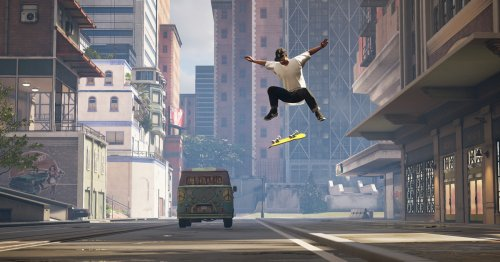 'Tony Hawk's Pro Skater 1 + 2' is exactly what you've been missing