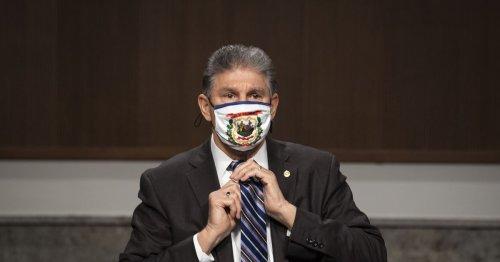Joe Manchin opens the door to filibuster reform