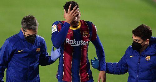 Araujo to make Barcelona return against Sevilla in the Copa del Rey?