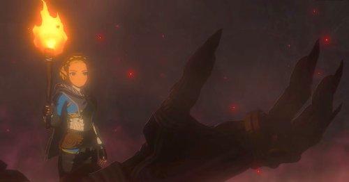 The Legend of Zelda: Breath of the Wild sequel is coming in 2022
