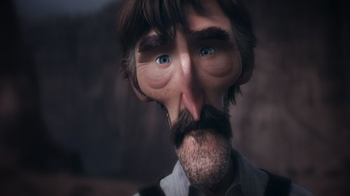 This powerful short by two Pixar animators is darker than Pixar has ever gone
