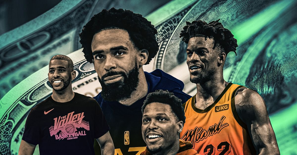 It Pays to Be Old on This Year's NBA Free-Agent Market