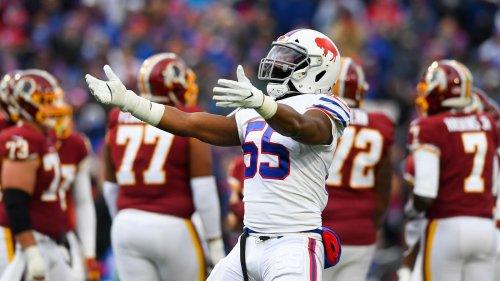 Buffalo Bills vs. Washington Football Team broadcast info, announcers, streaming, radio, television