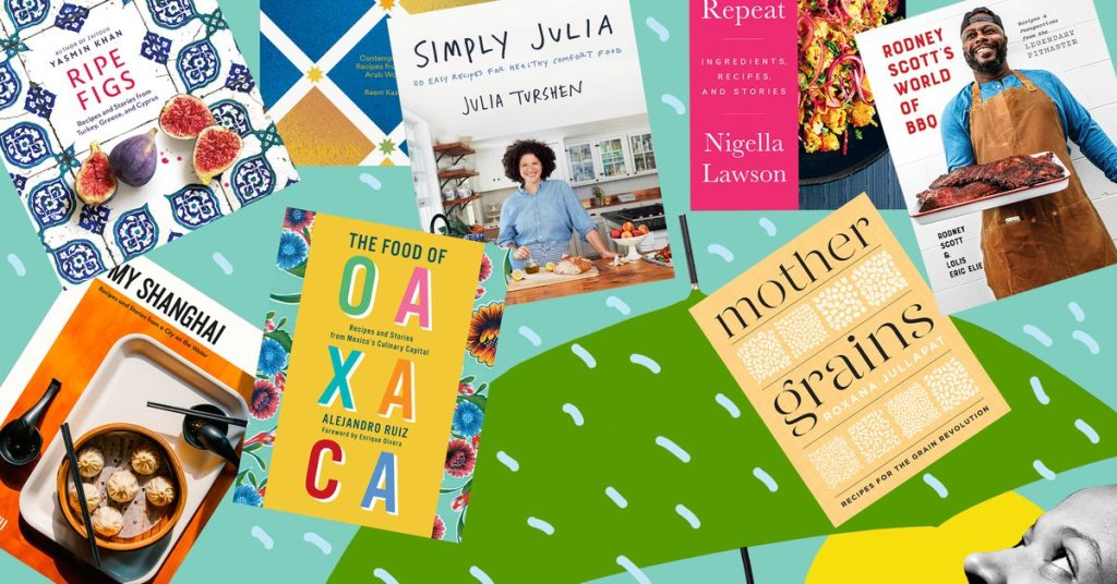 Cookbooks - cover