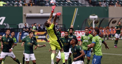 What it felt like to be in Providence Park for a Cascadia clash