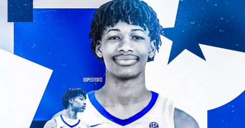 Shaedon Sharpe on official visit to Kentucky