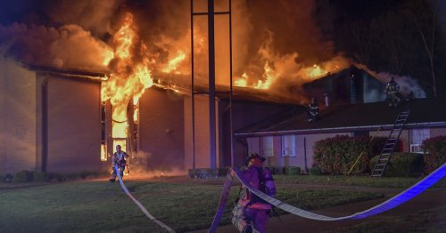 Man charged with hate crime, arson in fire at Latter-day Saint meetinghouse in Missouri