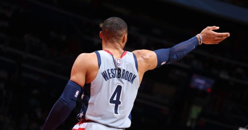 Westbrook leads Wizards from Eastern Conference basement to 8th place finish