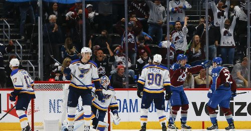 Game 1 Recap: Colorado Avalanche ride dominant performance from Nathan MacKinnon and top line for win