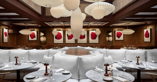 Inside Lyle's, a Revamped Hotel Restaurant in Dupont That Oozes Art Deco Cool