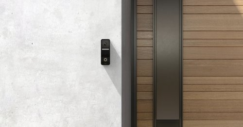 Logitech's new Circle View Wired Doorbell is the first to support HomeKit Secure Video