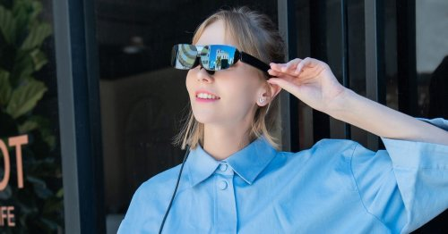 TCL's wearable display glasses will go on sale in July starting in Australia
