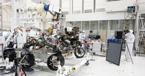 NASA delays launch of its next Mars rover as time runs out for takeoff