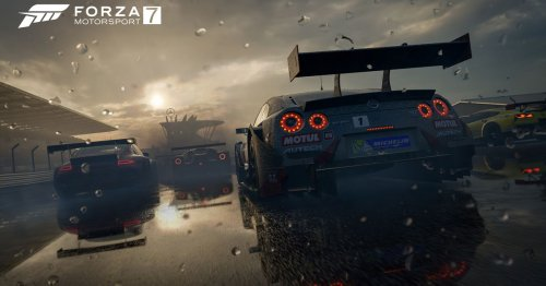 Forza Motorsport 7 will be driving into the sunset in September