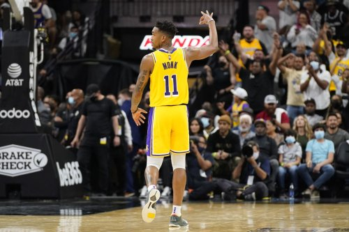 Malik Monk knows he has 'unlimited range,' and he's ready to show the Lakers