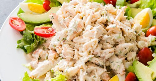 Menu planner: Spice up your afternoon with Crab Louis salad