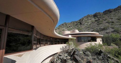 Frank Lloyd Wright Sold Last Year For $1.7M, Now Asks $8M. Huh?