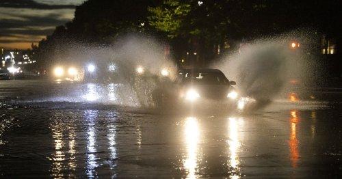 Rain, floods impact Utahns across the state