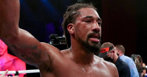 Demetrius Andrade sends respect to Liam Williams, plans to return for summer title defense