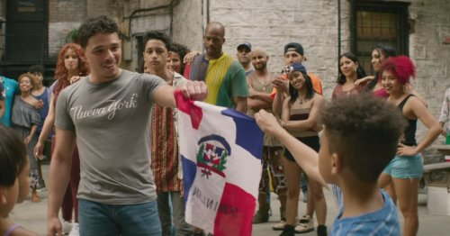In the Heights and every new movie you can watch at home this weekend