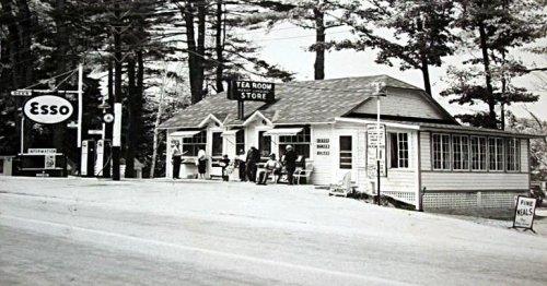 Roadside Tea Rooms Were America's Original Truck Stops