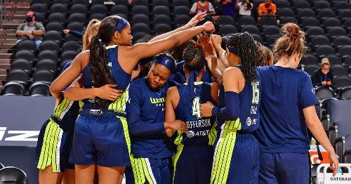 Not just winging it: Why the Dallas Wings are ascending
