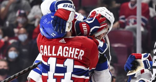 Canadiens vs. Rangers game recap: The Habs Lie Down for Broadway