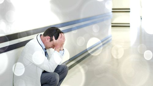 Doctors have alarmingly high rates of depression. One reason: medical school.