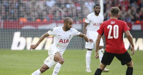 Team News: Lucas, Bergwijn out for Tottenham's League Cup trip to Wolves
