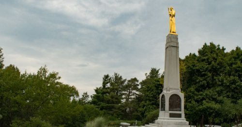 How the church is preserving the Hill Cumorah as major anniversaries approach