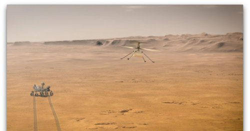 NASA reschedules Ingenuity first flight on Mars for Monday