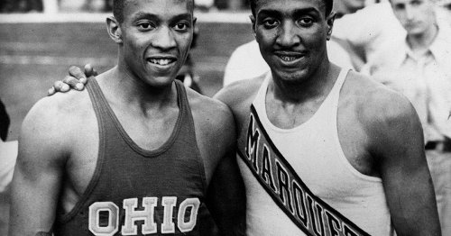 """""""The Buckeye Bullet"""": Looking back at the early life and career of Ohio State's Jesse Owens"""