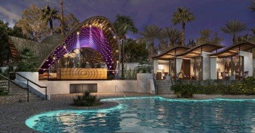 Élia Beach Club Brings the Feel of Mykonos to Virgin Hotels When It Opens in June