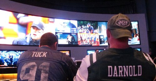 NFL partners with Caesars, FanDuel and DraftKings